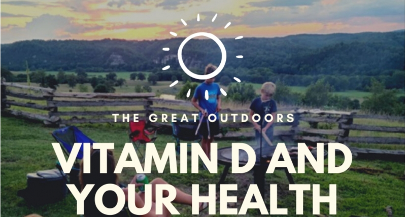 The Great Outdoors- Vitamin D and Your Health